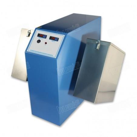 Durabilímetro PDT-EN15 para el análisis de la durabilidad de pellets, granulados, conglomerados y similares