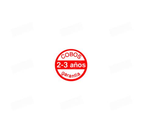 Garantías 2 a 3 años en Balanzas Cobos en función del modelo