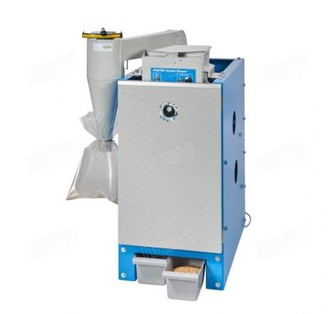 Limpiadora de muestras SLN 4 para determinar impurezas