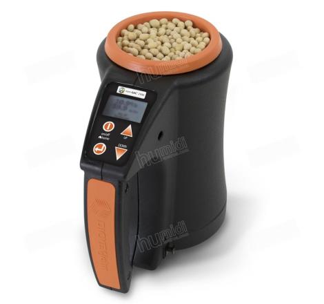 MiniGAC 2500 Medidor de humeda del grano para judías, alubias, frijol