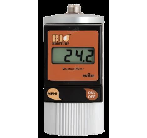 Wile Bio Moisture Kit: kit de medición de humedad de todo tipo de virutas de madera