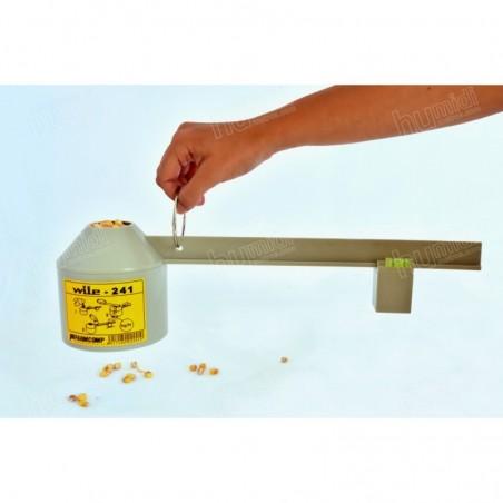 Romana portátil para Peso Específico de los cereales Wile 241