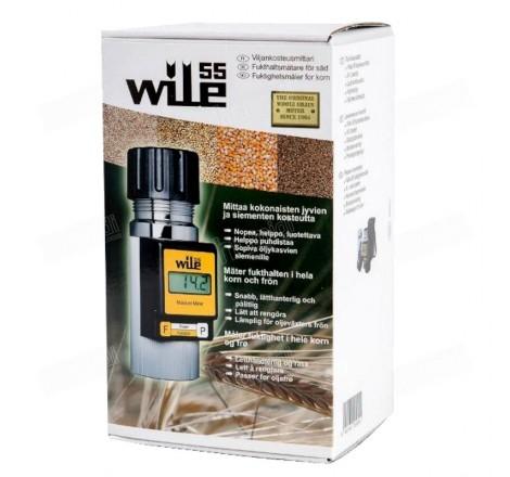 Humidímetro portátil Wile 55 para granos y semillas