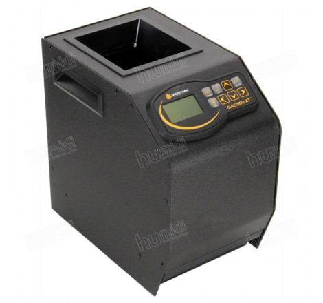 Medidor de humedad, temperatura y peso específico de productos granulares GAC 500 XT