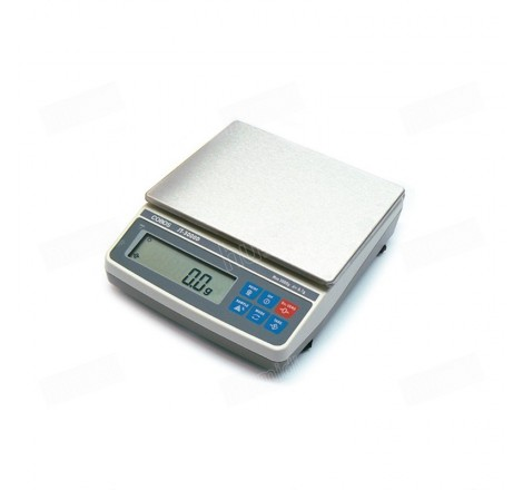 Balanza JT-3000D granetaria de 3kg de capacidad y precisión 0,1g