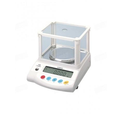 Balanza de alta precisión económica de múltiples usos para laboratorio con calibración interna