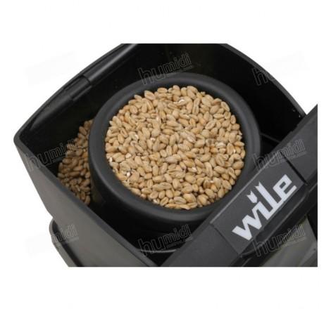 Medidor de humedad, peso específico y temperatura Wile 200