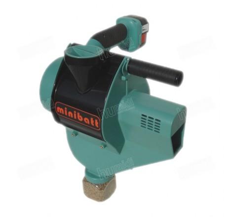 Cosechadora trilladora Minibatt