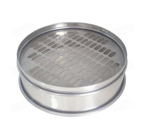 Tamiz con chapa perforada de ranuras de 8.25 x 20 mm