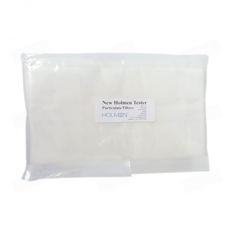 Paquete de 100 filtros para Durabilímetro NHP 100