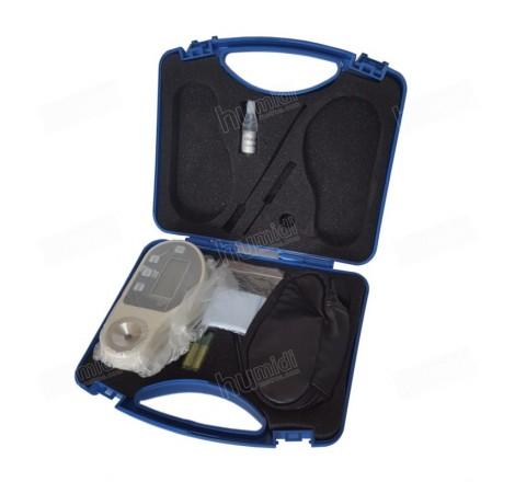 Refractómetro digital ORD 1RS (maletín protector)