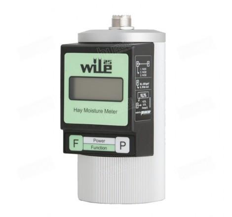 Humidímetro Wile 25 para medir humedad de forraje en pacas