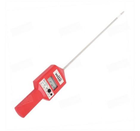 Humidímetro Wile 27 para analizar heno, paja y ensilado