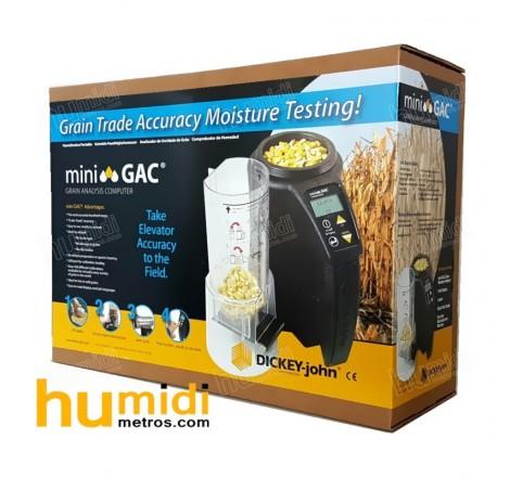 Medidor de humedad portátil mini GAC®