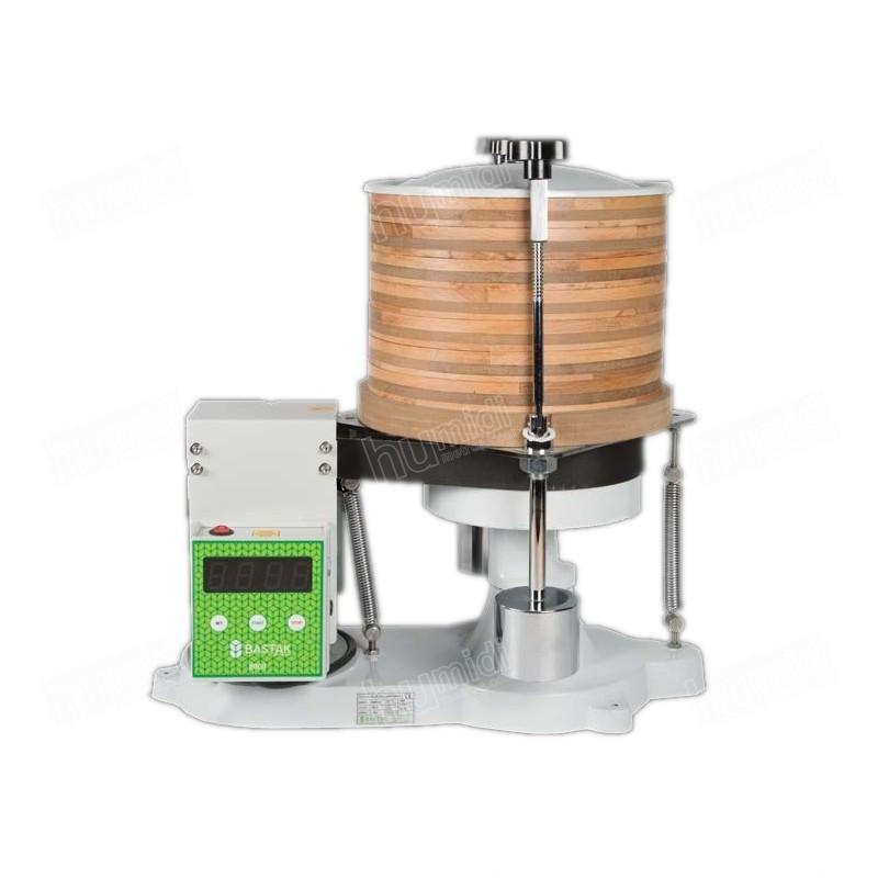 Tamizadora automática Laboratory Sifter 8000 para analizar la homogeneidad y el tamaño de las partículas de harina