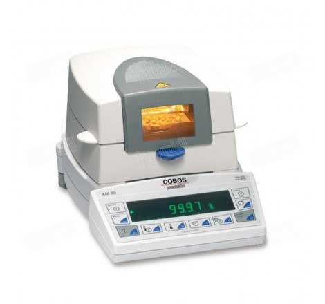 Termobalanza XM-60 de medición de humedad y peso