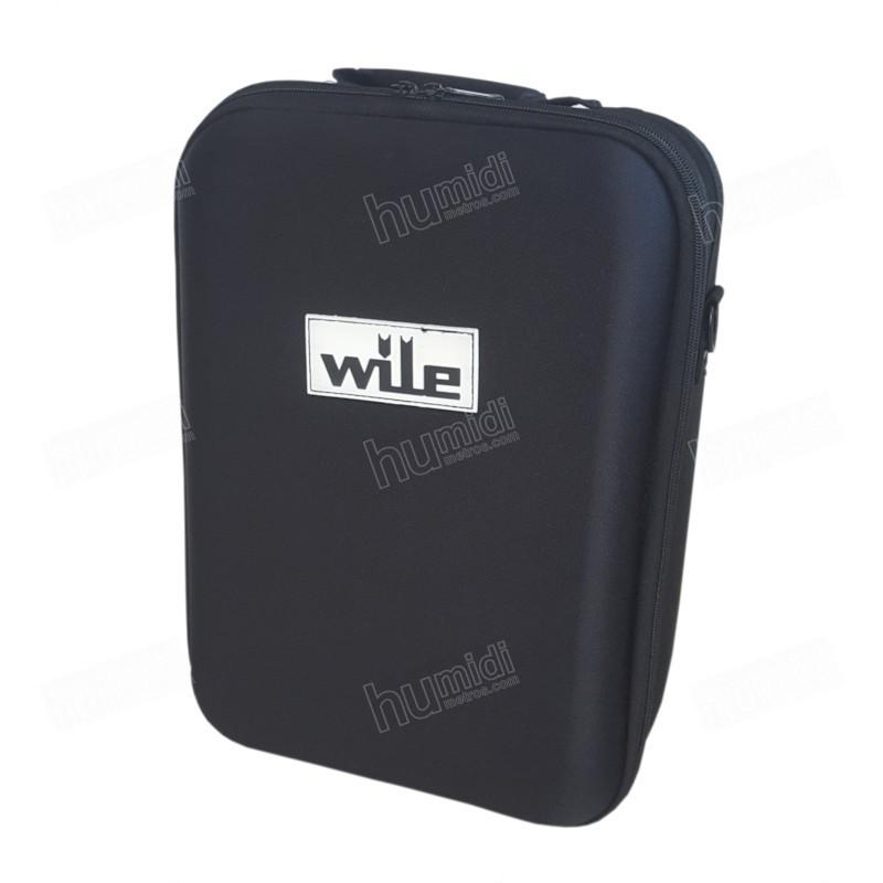 Estuche de transporte y almacenamiento para el equipo Wile 200 de medición de humedad, temperatura y peso específico