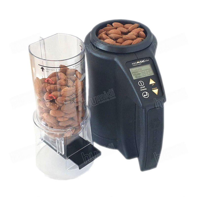 Medidor de humedad portátil Mini GAC® Plus especial frutos secos