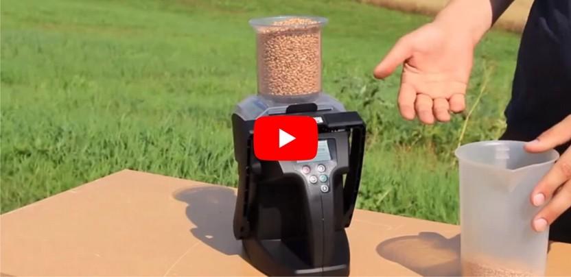 Cómo se usa el humidímetro Wile 200 de Farmcomp